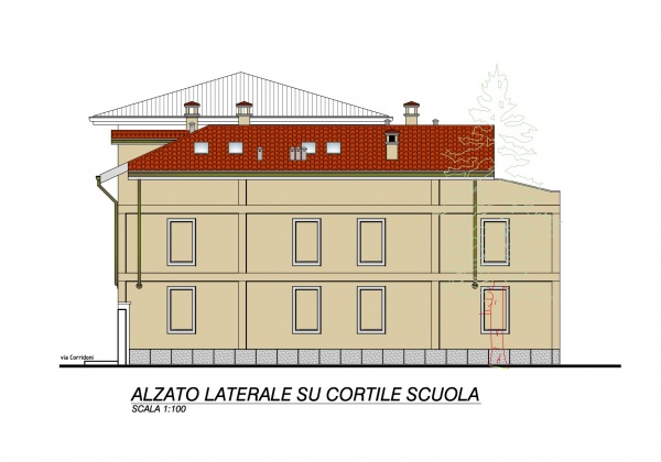 3 Bedrooms, Appartamento, Vendita, 2 Bathrooms, Listing ID 1024, melegnano, Provincia Milano, 20077,
